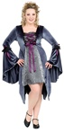Queen Size Gothic Costume