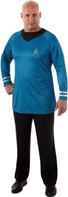 Big and Tall Star Trek Spock Shirt