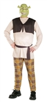 Men's Big and Tall Shrek Costume