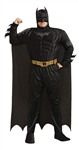 Big and Tall Deluxe Batman Costume