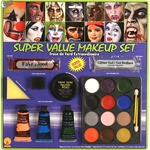 Super Value Makeup Kit - Accessories