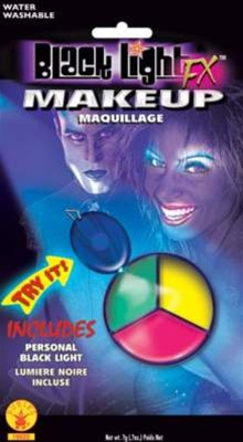 Black Light FX Makeup - Accessories