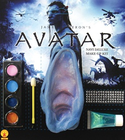 Deluxe Avatar Movie Makeup Kit