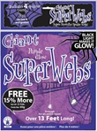 Halloween Spider Web Purple
