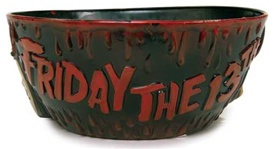 Jason Voorhees - Friday the 13th Punch Bowl