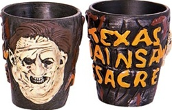 Leatherface Shot Glasses - Texas Chainsaw Massacre