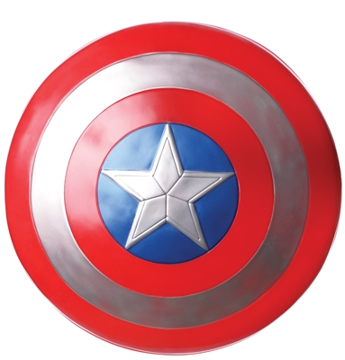 Captain America Shield - 24""