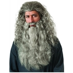 Gandalf Wig and Beard Set - The Lord of the Rings