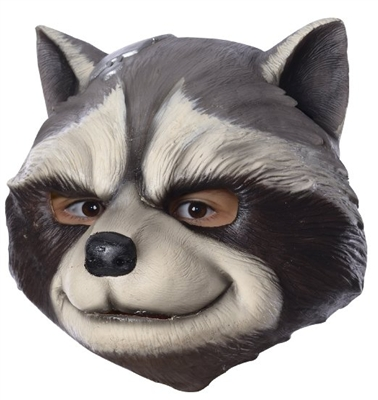 Boy's Rocket Raccoon Mask