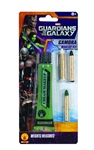 Guardians of the Galaxy Gamora Make-up