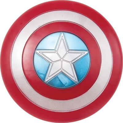 Captain America Costume Shield - 12""