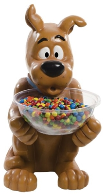 Scooby Doo Candy Holder Statue