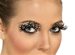Sexy Owl Feather Eyelashes - Costume Accessory