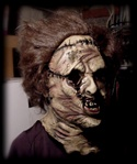 Deluxe Leatherface Adult Mask