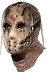 Deluxe Jason Voorhees Adult Mask