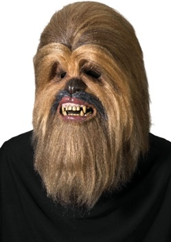 Deluxe Chewbacca Adult Mask