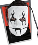 Stage Fright Adult Goth Mask