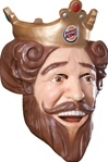 Burger King Adult Mask