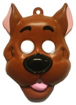 Scooby Doo Child Sized PVC Mask