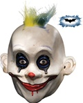Dark Knight - Grumpy Adult Clown Mask
