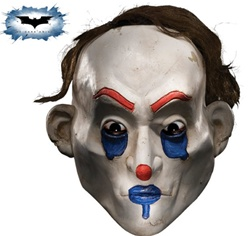 Adult Dark Knight - Happy Clown Mask