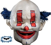 Dark Knight - School Bus Driver Adult Clown Mask