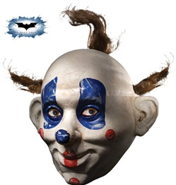 Adult Dark Knight - Spare Clown Mask