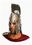 Licensed 300 - Deluxe Adult King Leonidas Helmet