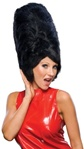 Black Adult Bee Hive Wig