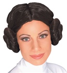 Princess Leia Wig - Adult