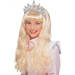 Sleeping Beauty Blonde Child Wig