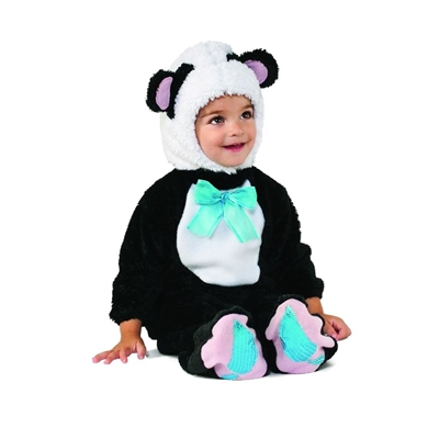 Infant Panda Bear Costume from the Noah's Ark Collection