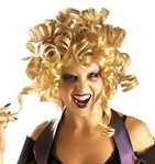 Ghouldilocks Wicked Adult Wig