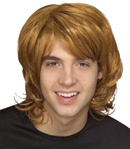 Blonde 70's Shag Adult Wig