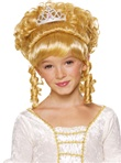 Kids Charming Princess Wig Blonde