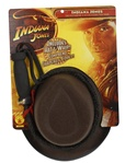 Boys Indiana Jones Hat and Whip