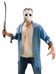 Jason Voorhees Costume Kit