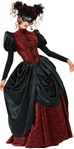 Royal Vampiress Costume - Size Large