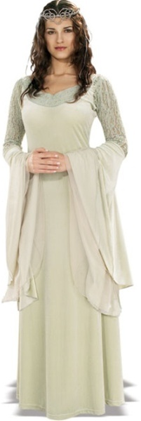 Deluxe Arwen Queen Costume - Adult