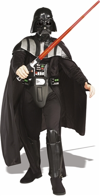 Deluxe Adult Darth Vader Costume - Star Wars