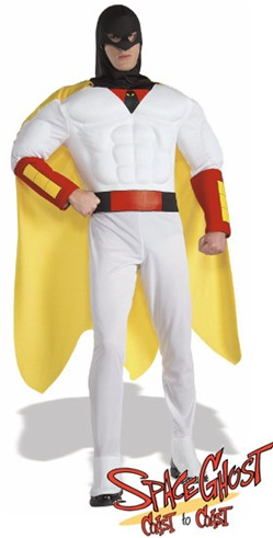 Adult Space Ghost Costume