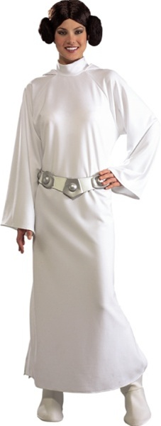 Deluxe Princess Leia Adult Costume