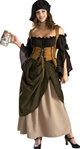 Deluxe Tavern Wench Adult Costume
