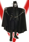 Supreme V for Vendetta Adult Costume