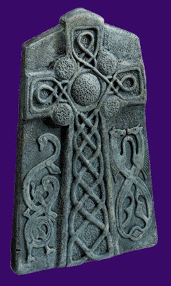 Celtic Cross Tombstone - Accessory