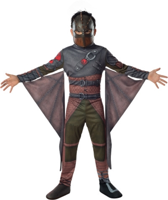 Kids How To Train Your Dragon Costume
