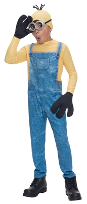 Child Minions Kevin Costume