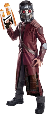 Deluxe Boy's Star-Lord Costume