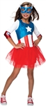 Child American Dream Superhero Costume