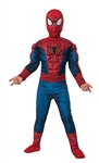 Boy's Deluxe Amazing Spider-Man Costume